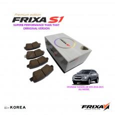 Hyundai Tucson LM 2010-2015 Rear Premium Edition Frixa S1 Brake Pad