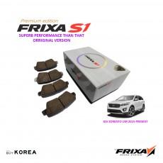 Kia Sorento UM 2015-Present Rear Premium Edition Frixa S1 Brake Pad