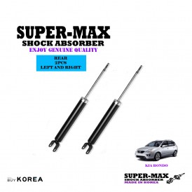 Kia Rondo Rear Left And Right Supermax Gas Shock Absorbers